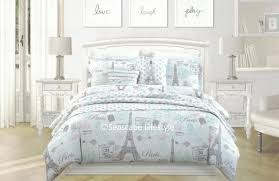 twin paris bedding paris themed quilts and comforters seascape lifestyle