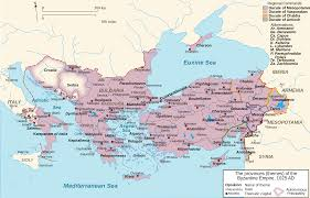 Iberia Route Map by Byzantine Empire Atlas Of The Byzantine Empire Western Civ Pt 1