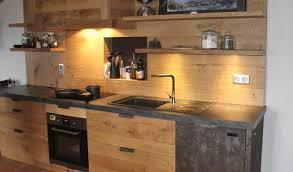 meuble cuisine massif meuble cuisine bois massif facade facade cuisine chene brut facade