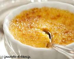 soja cuisine recettes recette de crème brûlée au lait de soja recettes diététiques