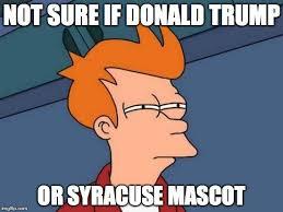 Syracuse Memes - futurama fry meme imgflip