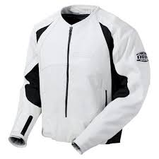 white motorcycle jacket icon merc leather jacket white