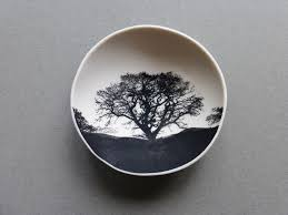 ruth gibson small tree bowl and sculpture buy from shropshire