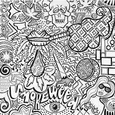 trippy coloring pages printable fee stoner coloring pages coloring