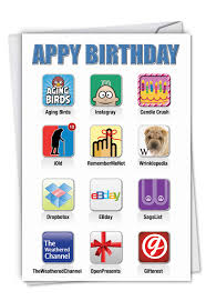appy birthday funny card nobleworkscards com