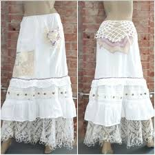 Shabby Chic Skirts by 108 Best Shabby Chic Fashion Black Rain Couture Images On
