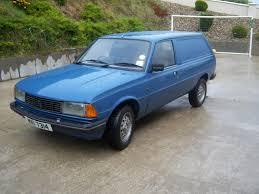 sell peugeot peugeot 305 van for sale