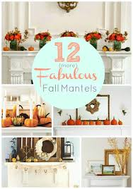 51 best thanksgiving mantle and living room decor images on