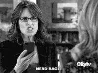 Nerd Rage Meme - nerd alert gifs popkey