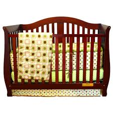 Cherry Convertible Crib Afg Furniture Desiree Convertible Crib 309 Nurzery
