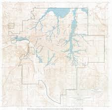 Tulsa Map May 26 27 1984 Tulsa Memorial Day Flood