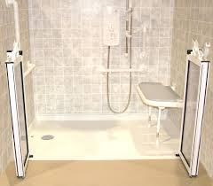 accessible universal showers contemporary handicap in florida