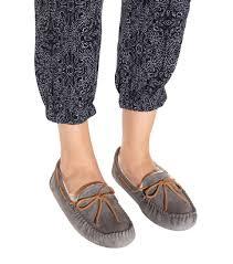 ugg s dakota moccasins sale ugg australia dakota shearling lined moccasins pewter grey