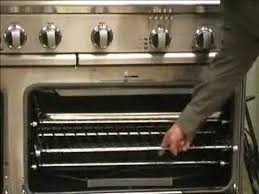 DCS All Gas Range Video Convection Oven