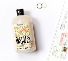 bath heaven creightons vanilla macadamia bath u0026 shower cream a