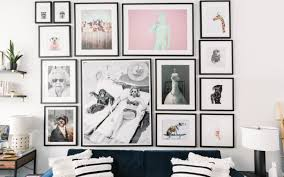 how to do a gallery wall how to create the perfect gallery wall homepolish