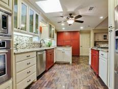 Transitional Kitchen - guide to creating a transitional kitchen hgtv
