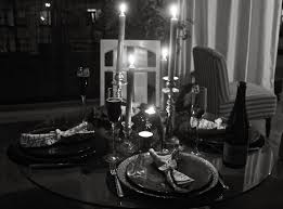 intrinsic beauty tabletop a glamorous yet spooky halloween