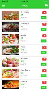ionic 3 restaurant app with firebase by ionicfirebaseapp codecanyon
