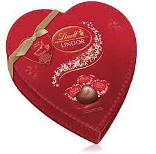 chocolate heart box amour milk chocolate heart box lindor lindt