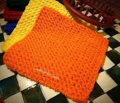 loom knit baby blanket loomahat com