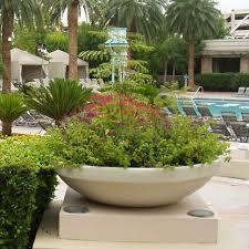 large round garden pots round designs