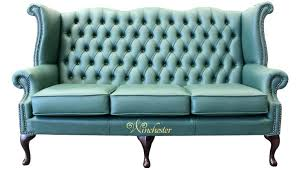teal chesterfield sofa blue leather chesterfield blue leather sofa teal sofa teal blue