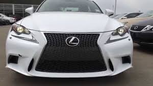 park place lexus pre owned lexus certified pre owned white 2014 is 250 awd premium f sport