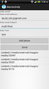 startactivity android android er start activity to send email with multi images
