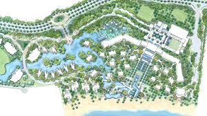 floor plan of a hotel small resort layout plan bahia beach club master google search