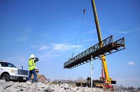 photo gallery pedestrian bridge installation southeast