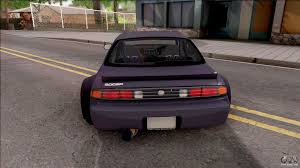 nissan 240sx rocket bunny nissan 200sx rocket bunny v4 for gta san andreas