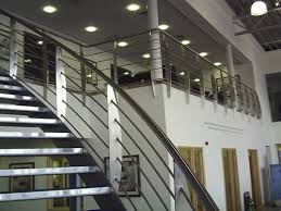 Stainless Steel Banister Rail Stainless Steel Railings Exporter From Mumbai