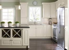 kitchen cabinet colors white light side vs side what cabinet color is right for you