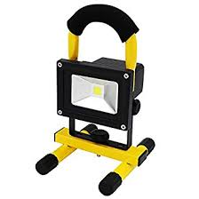 smart electrician rechargeable work light portable rechargeable cordless led work light flood light durable
