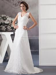 wedding dress overlay sheer shoulder satin wedding dress with lace overlay