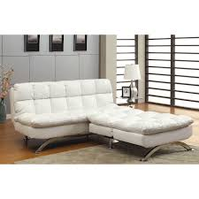 couch and chair set or this two piece futon chair set make a mini sectional or