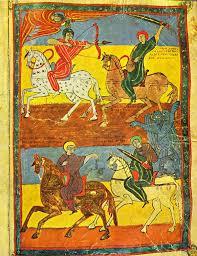 the four horsemen of the apocalypse u2013 the public domain review