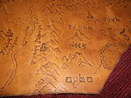 leather map leather map lotr 6 by jdravynsmoon on deviantart