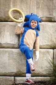 Handmade In Costume - handmade sonic the hedgehog costume diy costume