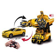 nikko transformers bumblebee car robot transformer 45 00