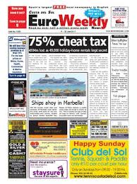 functional resume sle accounting clerk adsl test movistar costa del sol 9 15 june 2011 issue 1353 by euro weekly news media
