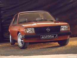 opel ascona 2017 view of opel ascona 1 3 photos video features and tuning of