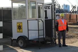 mobile photo booth mobile security booth portable steel building by par kut