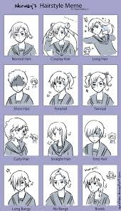 Norway Meme - aph norway hairstyle meme by carichan on deviantart