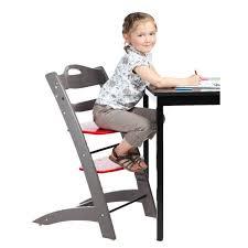 chaise b b volutive destockage badabulle chaise haute evolutive taupe chaise