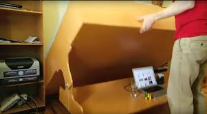Build Twin Murphy Bed How To Build A Murphy Bed W Desk Youtube