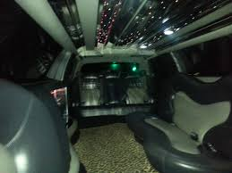 10 passenger cadillac stretch limo