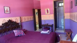 chambre indienne chambre indienne violette chambres d hôtes b b pousada esmeralda