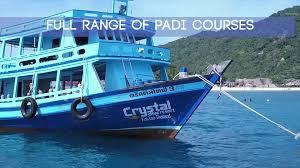 Padi Flag Padi Diving Courses On Koh Tao Crystal Dive Koh Tao